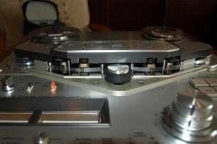 Pásková dráha magnetofonu AKAI GX-635