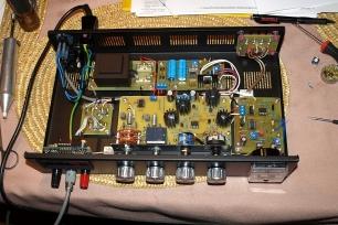 Audio generátor pro měření HiFi techniky