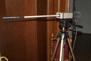 Měřicí jednotka pro měření reproduktorů (vstup)