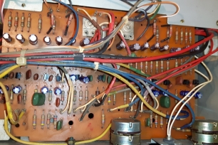 Záznamový zesilovač AKAI GX-630DB
