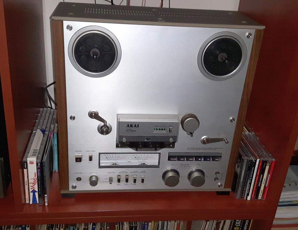 AKAI GX-620