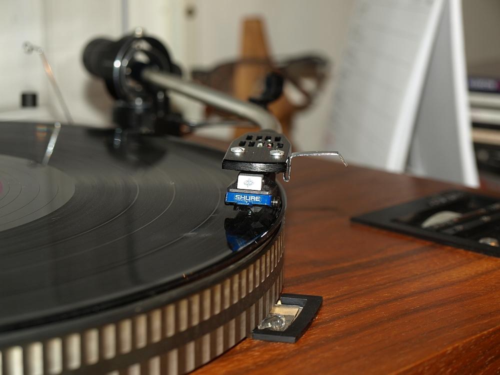 PS4500 - gramofon vlastní konstrukce